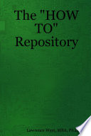 The HOW to Repository