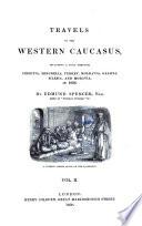Travels in the Western Caucasus