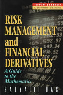 Risk Management and Financial Derivatives Book PDF