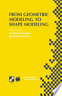 From Geometric Modeling to Shape Modeling