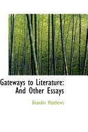 Gateways to Literature