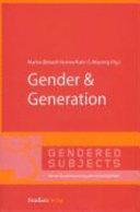 Gender & Generation