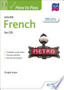 How to Pass Higher French for CfE
