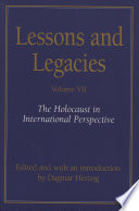 Lessons and Legacies VII