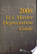 U S  Master Depreciation Guide 2008