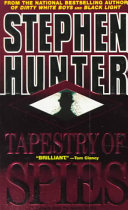 Tapestry Of Spies-book cover