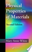 Physical Properties of Materials  Second Edition