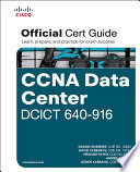 CCNA Data Center DCICT 640 916 Official Cert Guide