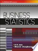 Business Statistics For B Com  Hons