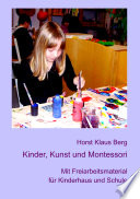 Kinder  Kunst und Montessori