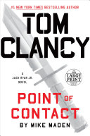 Tom Clancy Point of Contact Pdf/ePub eBook