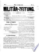 Milit  r Zeitung