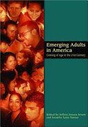 Emerging Adults in America