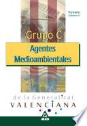 Agentes Medioambientales de la Generalitat Valenciana. Temario Volumen Ii Ebook