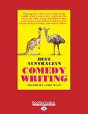 Best Australian Comedy Writing