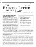 The Bankers Letter of the Law