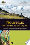 Nouveaux territoires touristiques