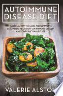 Autoimmune Disease Diet