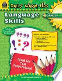 Language Skills  Grade 4