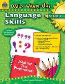 Language Skills, Grade 4