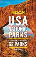 Moon USA National Parks Book