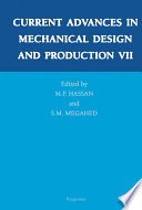 Current Advances In Mechanical Design And Production Vii book