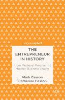 The Entrepreneur in History