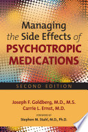 Managing the Side Effects of Psychotropic Medications  Second Edition