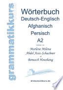 Wortschatz Deutsch Englisch Afghanisch Persisch Niveau A2
