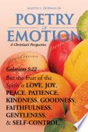 POETRY IN EMOTION Pdf/ePub eBook