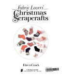 Fabric lovers  Christmas scrapcrafts