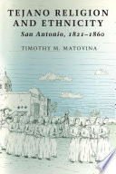 Tejano Religion and Ethnicity