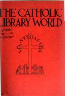 The Catholic Library World book