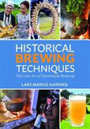 Historical Brewing Techniques Book PDF