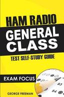 Ham Radio General Class Test Self Study Guide
