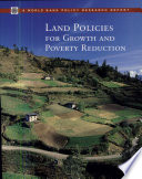 Land Policies for Growth and Poverty Reduction