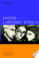 Inside Lawyers Ethics