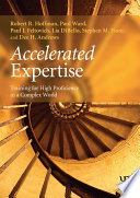 Accelerated Expertise