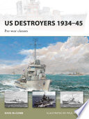 US Destroyers 1934   45