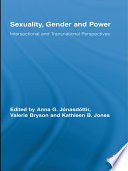 Sexuality  Gender and Power