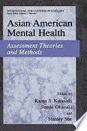 Asian American Mental Health The Conceptual Issues Empirical Literature