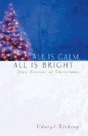 download ebook all is calm, all is bright pdf epub