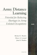 Army Distance Learning