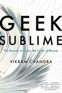 Geek Sublime Book