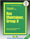 Bus Maintainer Group B