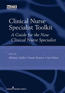 Clinical Nurse Specialist Toolkit