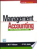Management Acc, 5E