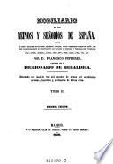 Nobiliario de los Reinos y Senorios de Espana
