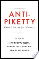 Anti Piketty