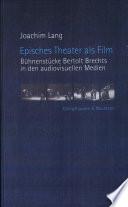 Episches Theater als Film